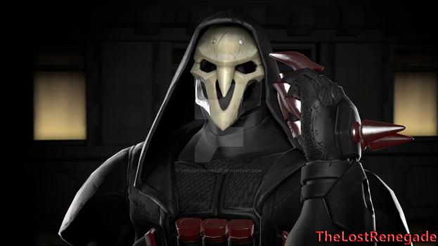 Reaper Doing The Rollsafe (SFM) by TheLostRenegade
