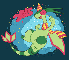 Another Year Flygon By
