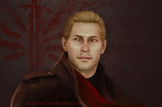 Cullen by Nero749