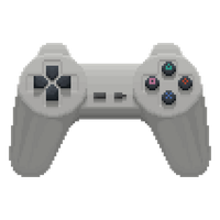 PSX Controller in the Pixels by gfball84887