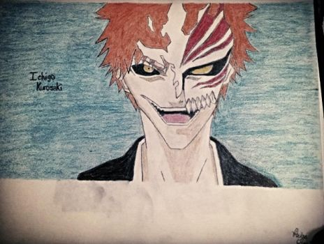 Ichigo: Hollowed Power by peggyrock801