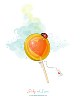 Sticky and Sweet by NaBHaN