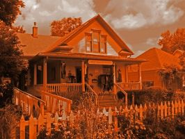 Carly's House by StationAperture