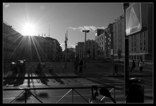 My City Shot 04 by CaosSpain