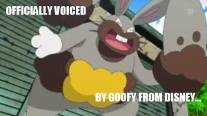 Diggersby's New Voice Actor