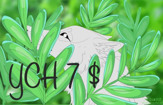 YCH 7 $ open by Julia2Artworker