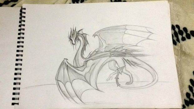 Haima another sketch by Nikalaine