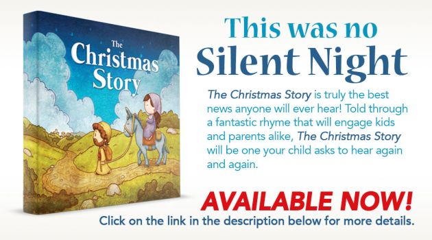 The Christmas Story Boardbook by eikonik