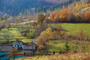 Rural Romania by BogdanEpure