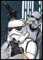 STORMTROOPERS PSC by MJasonReed
