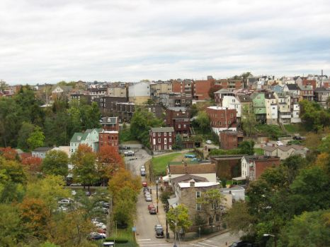South Oakland, Pittsburgh by MonkeyFingers