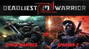 Deadliest Warrior SM vs. S2 by Lord4536