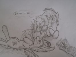 But i'm not tired. by 12canidan12