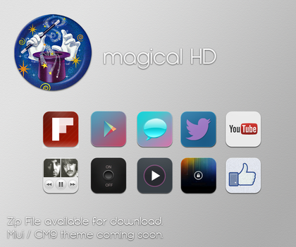 Magical HD (Release) by Genisis7