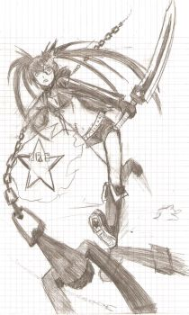 Bored English Classroom's Fanart of BRS by Daiset