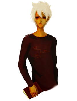 Humanstuck Karkat by Crazydenial