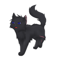 Cinderpelt by StormFalconFire