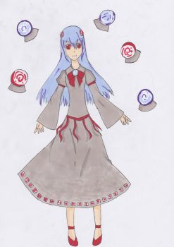 The Five Magic Stones - Personification by Tomo-tan