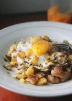 Skillets Eggs and Potatoes by sasQuat-ch