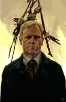 True Detective - Martin by norbface