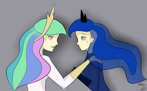 I Forgive You, Sister by ForeverIncompetent