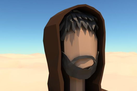 Baal [Low Poly] by weilo82