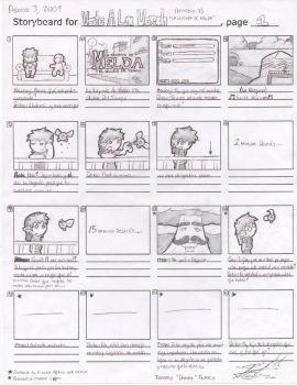 Storyboard - VALV 9, 1-2 by darkarcompany