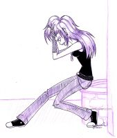 Jealousy Will Drive You MAD by Hasana-chan
