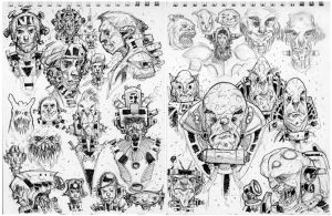 Sketches from Japon by Axel13-Gallery