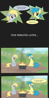Derpy Browses the Internet by ParallaxMLP