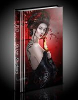Premade Book cover by shiny-shadows-Art
