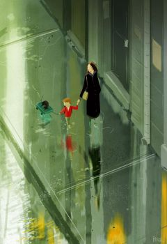 The big wet by PascalCampion