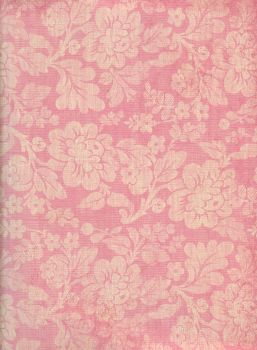 Sweet Pea Floral Pink by FredtheCow-Stock