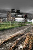 '...At The End Of Town 2...' by ag90