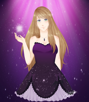 .:: Andromeda ::. by Response-to-a-lie