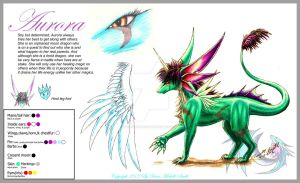 Aurora Reference Sheet by CryoftheBeast