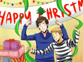 Have a Sherlock Christmas! by staypee