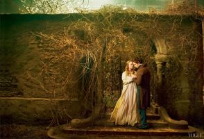 Marius and Cosette 2012 by KatePendragon