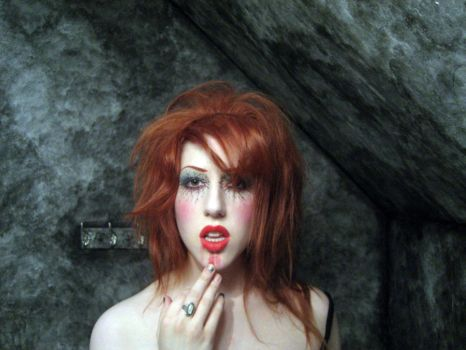 Crackle Doll 18 by Love-n-mascara-STOCK