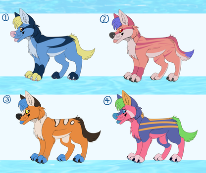 marine canine adopts OPEN by labramazing