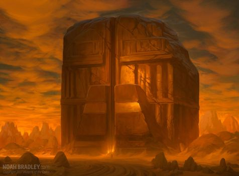 Cradle of the Accursed by noahbradley