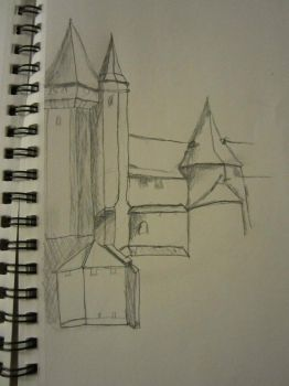castel doodle by cycy758
