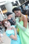 Princess pose is perfection with a princess by SlightlyIdentical