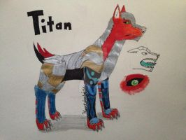Upgraded Titan by Heartsinclaire