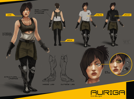 Auriga - Concept by fivetinsoldiers