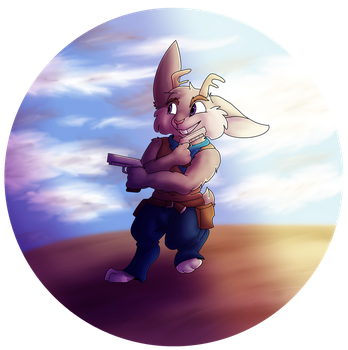 Impiousimp - Hare Trigger by That-One-Shinxy