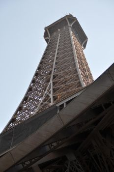 La tour Eiffel by Izza-M