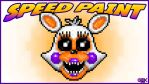 Lolbit - SPEEDPAINT - FNAF World - Pixel art by GEEKsomniac