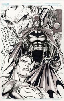 batman love by ledkilla