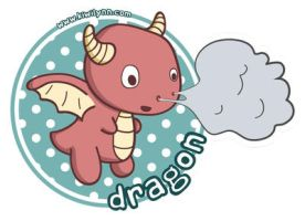 Chinese Zodiac: Dragon by CrappyMornings